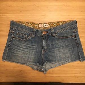 Dittos Jean shorts 28